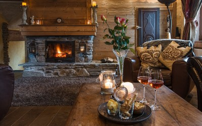Yoga, Cooking and Snow Shoeing Package