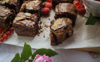 Dark Chocolate Beetroot Brownies