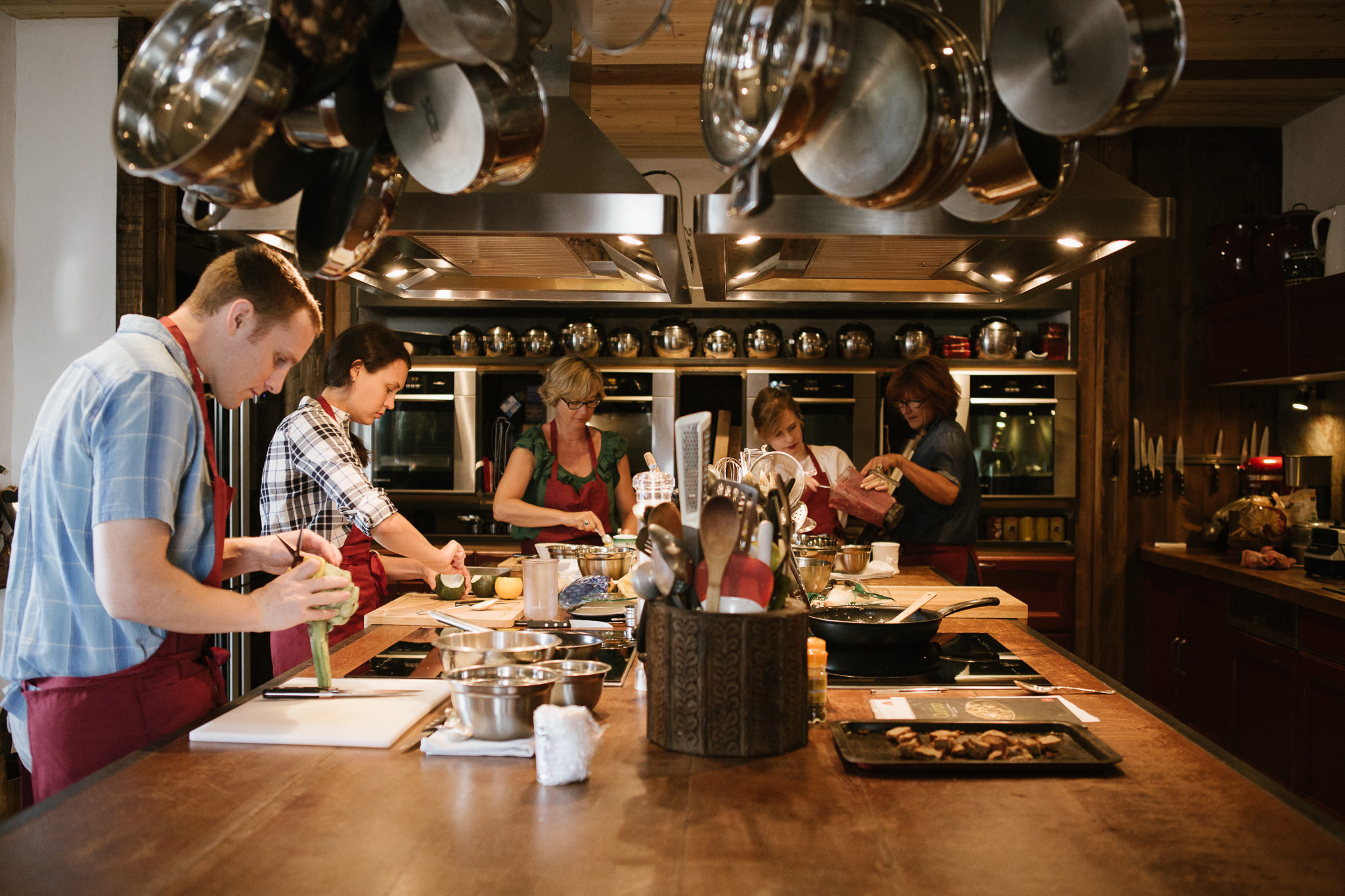 Cookery School Chalet Savoie Faire