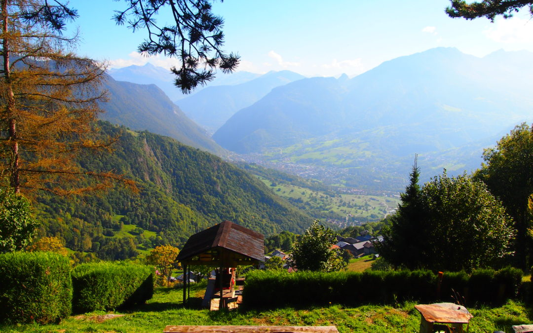 An October treat in Savoie