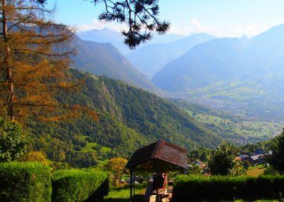 Beautiful alpine views