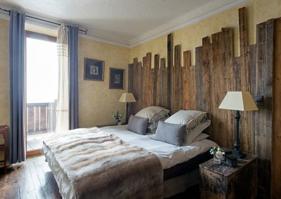 Comfortable rooms to maximise relaxation